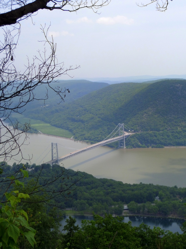 Bear Mountain Bridge, Bear Mountain State Park, New York