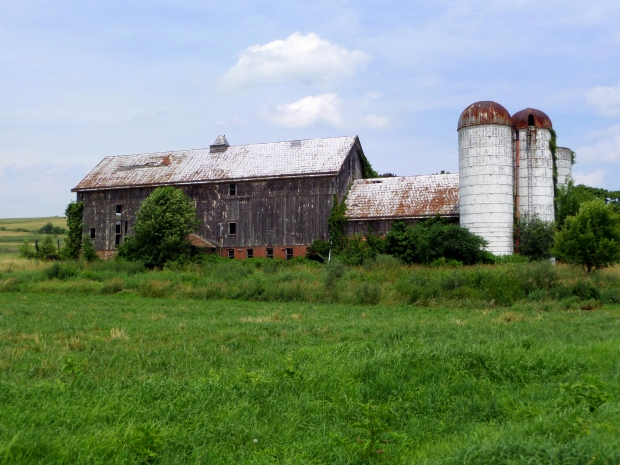 Large barn, near Warwick, Orange County, New York