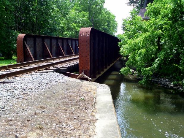 Railroad bridge, Warwick, New York