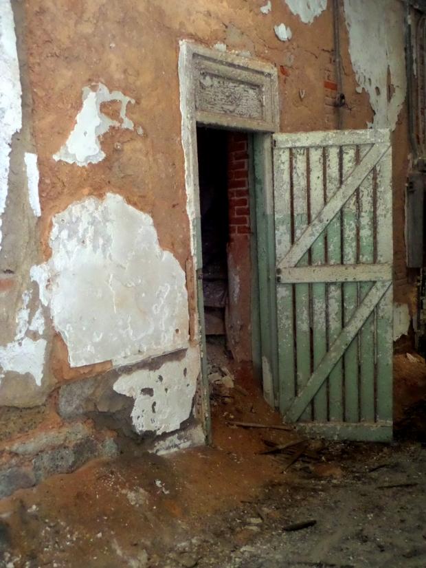 Storage room, Eastern State Penitentiary, Philadelphia, Pennsylvania