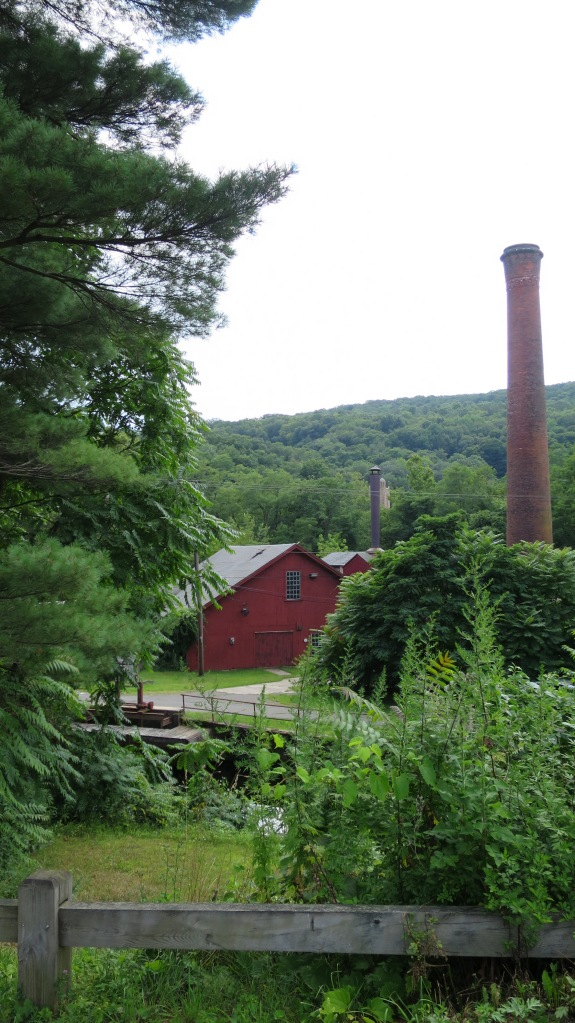 Mill complex, Collins Axe Company, Collinsville, Connecticut