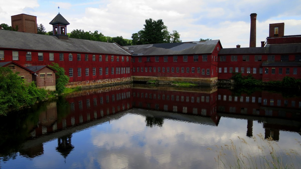 Collins Axe Company Mill Connecticut Another Walk In