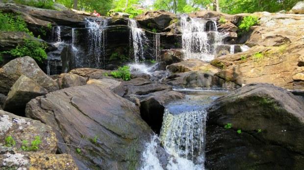 Chapman Falls, Devil's Hopyard State Park, Connecticut