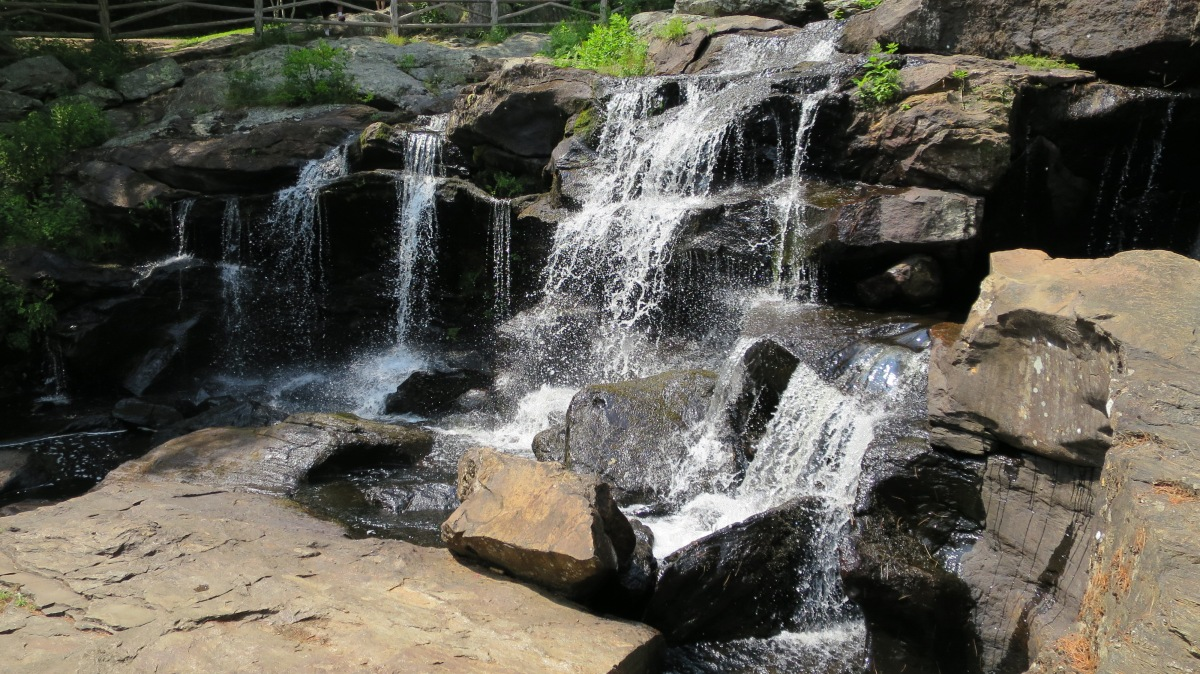 Chapman Falls, Devil's Hopyard, Connecticut