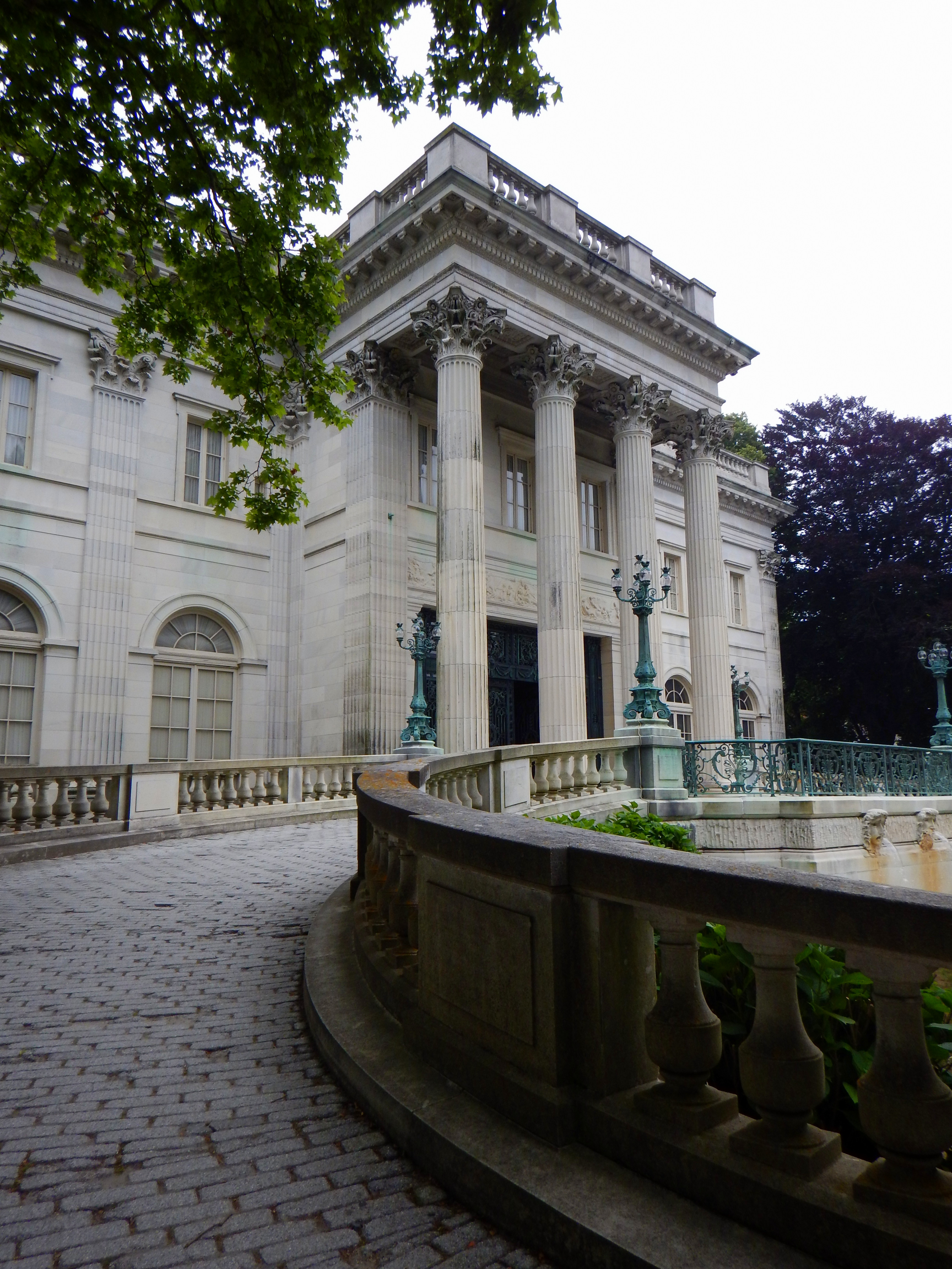 Newport Mansions The Breakers And Marble House Another