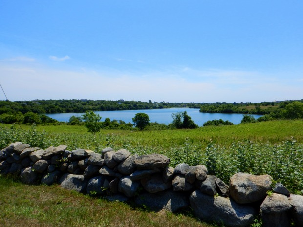 Fresh Pond, Block Island, Rhode Island