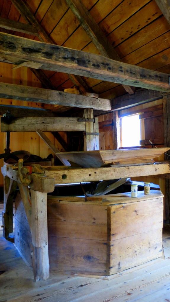 Grist Mill, Hammond Mill, Gilbert Stuart Museum, Saunderstown, Rhode Island