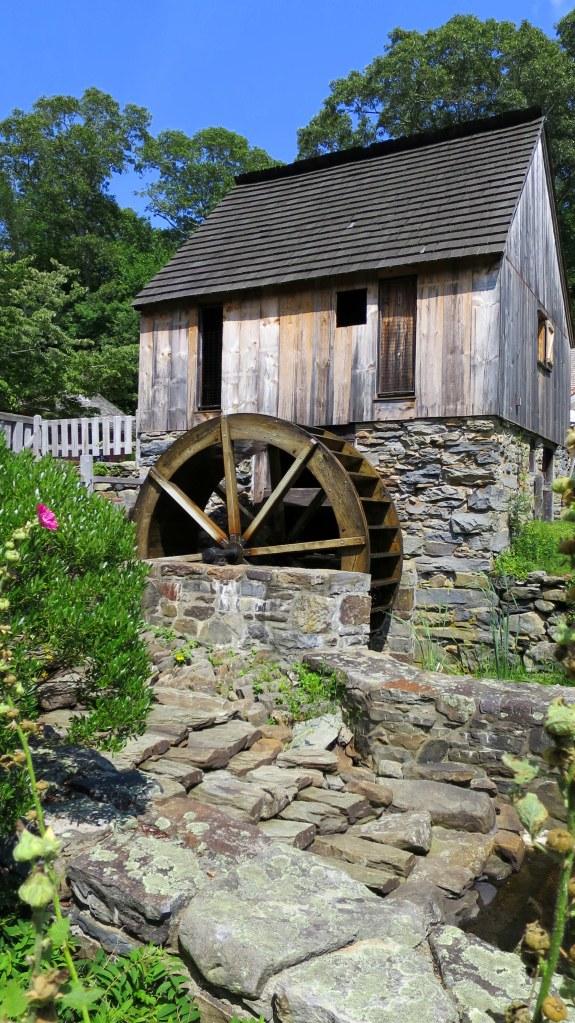 Hammond Mill, Gilbert Stuart Museum, Saunderstown, Rhode Island