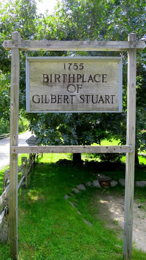 Gilbert Stuart Museum, Saunderstown, Rhode Island
