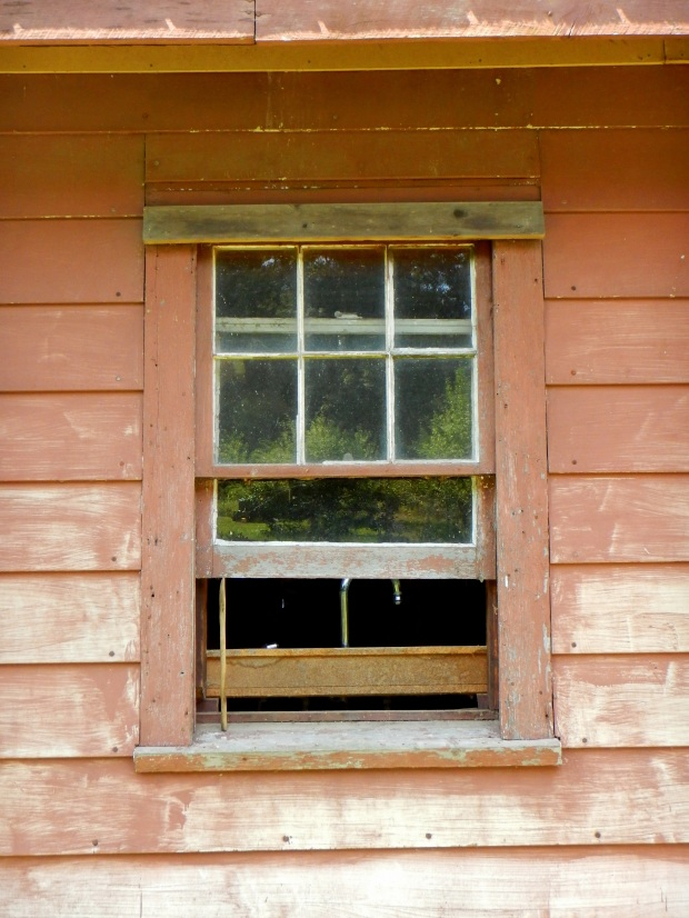 Window, Stonyledge Farm, Clarks Falls, Connecticut