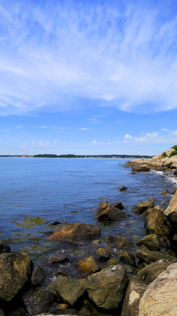 Rocks, Bluff Point State Park, Groton, Connecticut