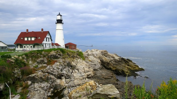 Portland Head Lighthouse, Fort Williams Park, Portland, Maine