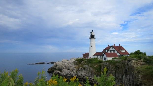 Portland Head Lighthouse, Fort Williams Park, Portland, Maine