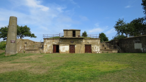 Battery, Fort Stark, New Castle, New Hampshire