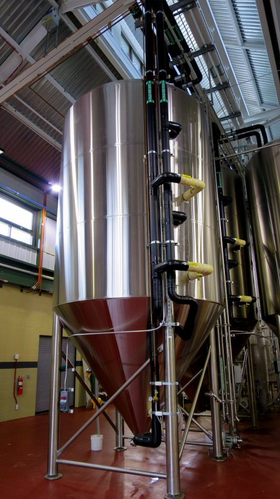Tank, Smuttynose Brewery, Hampton, New Hampshire