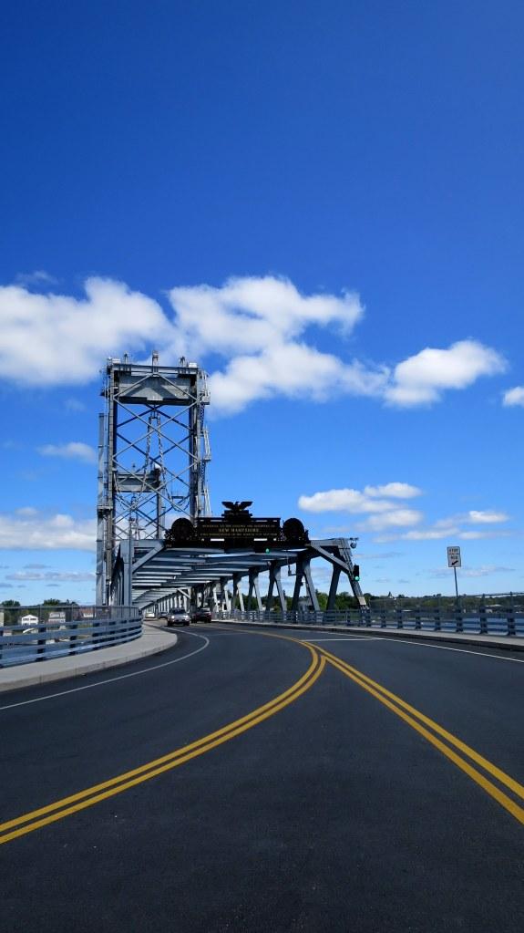 Memorial Bridge, Portsmouth, New Hampshire to Kittery, Maine