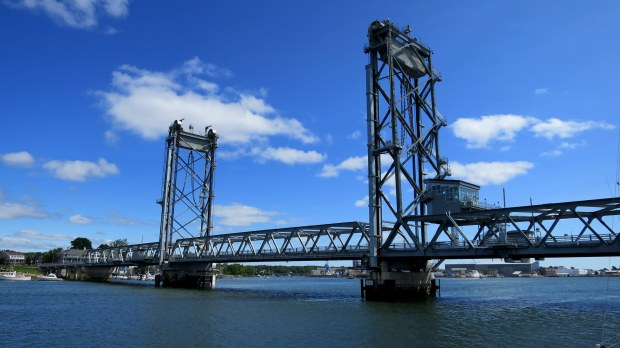 Memorial Bridge, Portsmouth, New Hampshire to Kittery, Maine