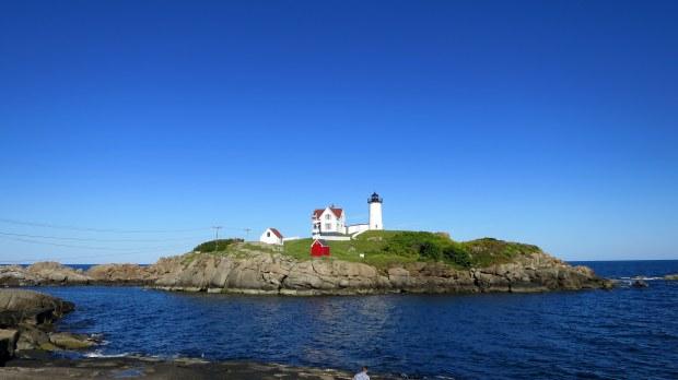 Nubble Lighthouse/Cape Neddick Light, York, Maine