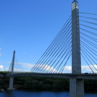A Belfast Surprise and the Penobscot Narrows Bridge