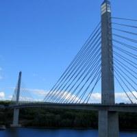 A Belfast Surprise and the Penobscot Narrows Bridge