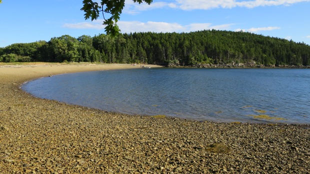 Holbrook Island Sanctuary State Park, Maine