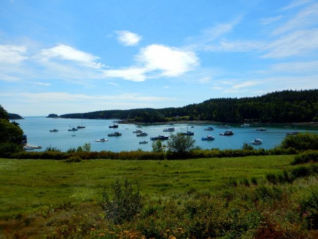 Marina, Cutler, Maine