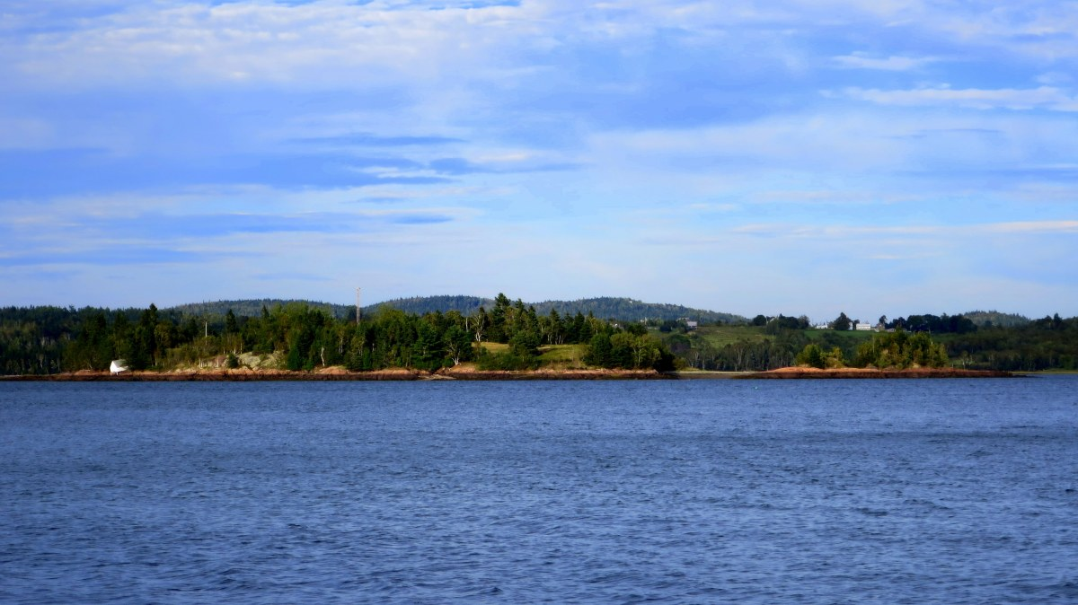 St. Croix Island International Historical Site, Maine