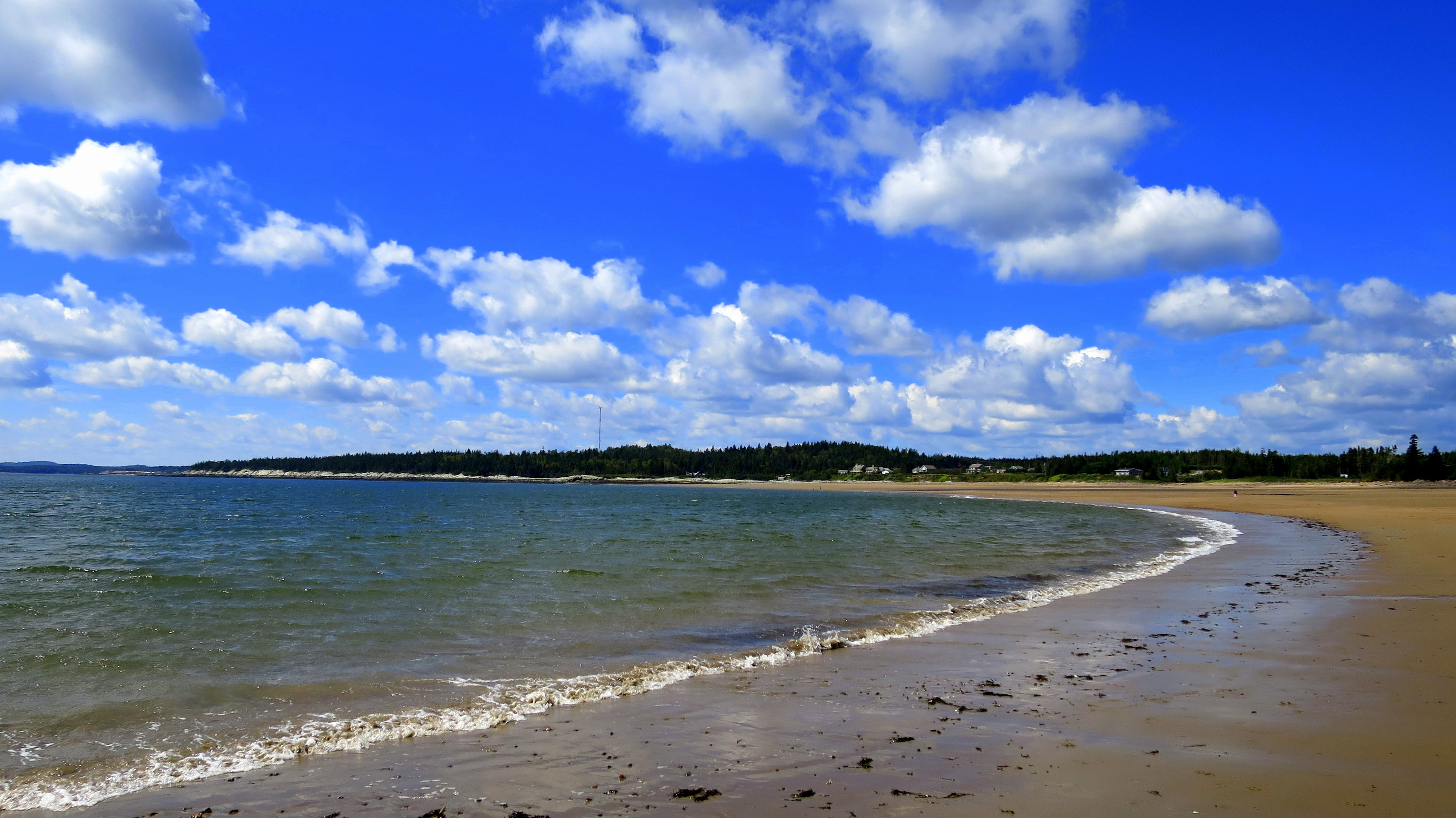 New River Beach Provincial Park New Brunswick Canada