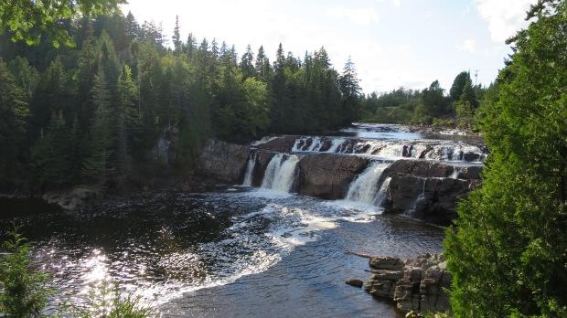 Lepreau Falls,  Lepreau, New Brunswick, Canada