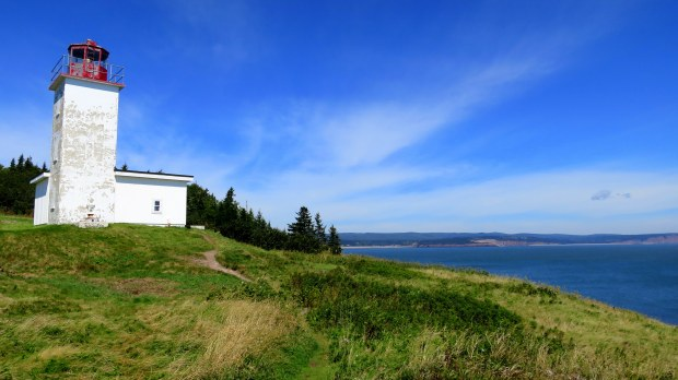 West Quaco Lighthouse, West Quaco, New Brunswick, Canada