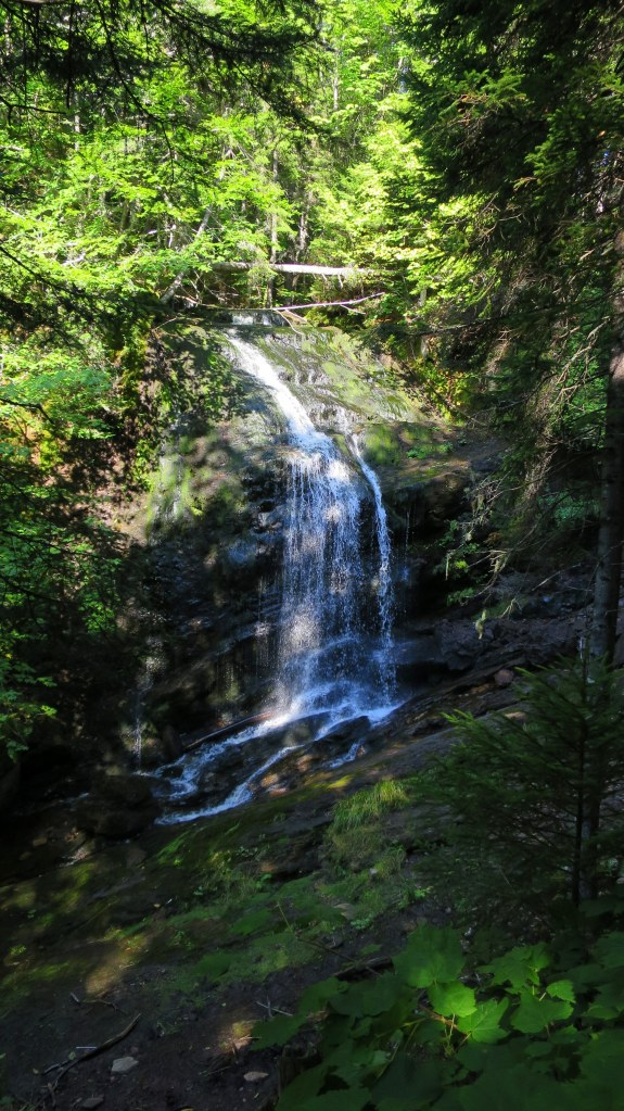 Fuller Falls, Fundy Trail, New Brunswick, Canada
