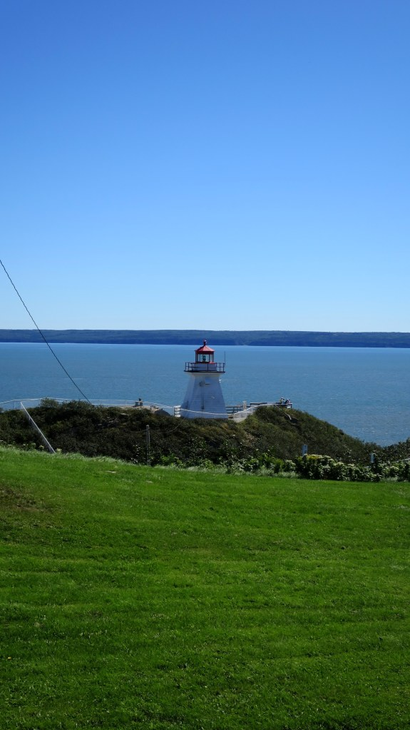 Cape Enrage Lighthouse, Cape Enrage, New Brunswick, Canada