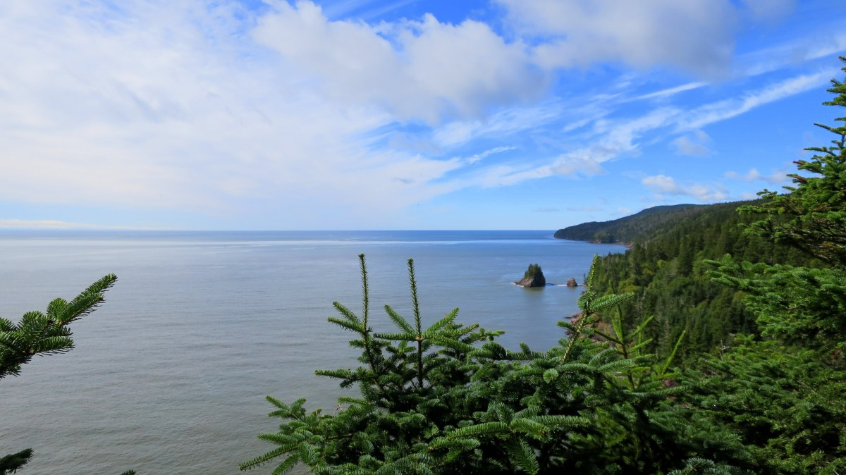 Fundy National Park, Part 2: Matthews Head and the Coastal Trails