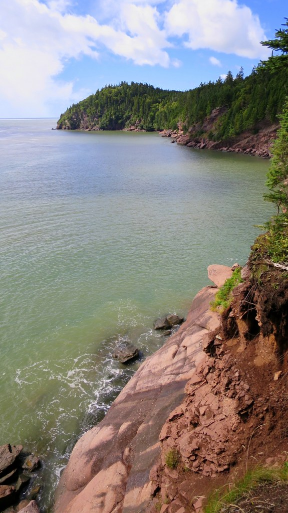 Matthews Head Trail, Fundy National Park, New Brunswick, Canada