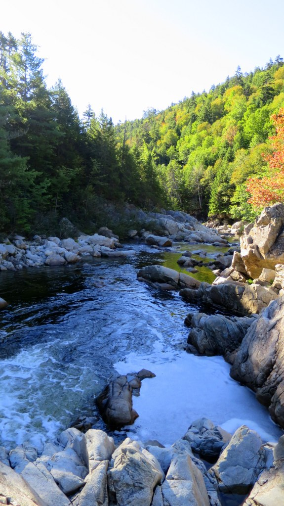 Broad River, Moosehorn Trail, Fundy National Park, New Brunswick, Canada