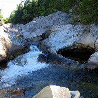 Fundy National Park, Part 3: Moosehorn and Laverty Falls Trails