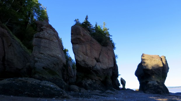 Hopewell Rocks, New Brunswick, Canada