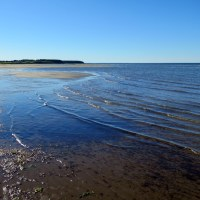 Murray Beach Provincial Park and Cape Jourimain National Wildlife Area, New Brunswick