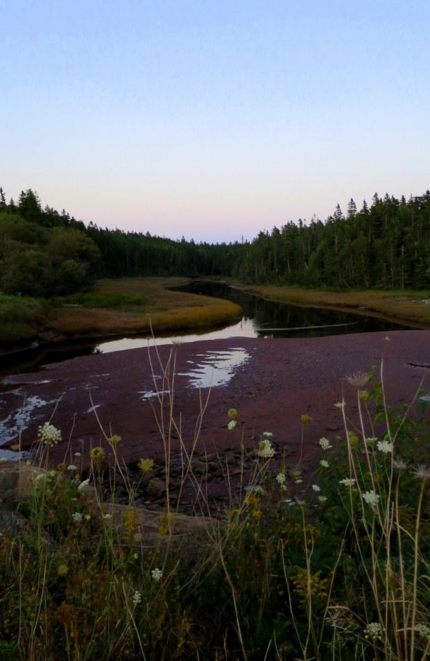 Spicer's Cove, Cape Chignecto Provincial Park, Nova Scotia, Canada