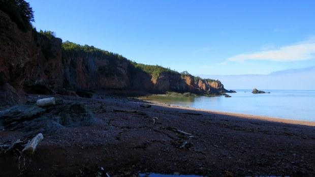 Anderson's Cove, Eatonville Trail, Cape Chignecto Provincial Park, Nova Scotia, Canada