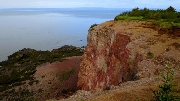 Squally Point, Eatonville Trail, Cape Chignecto Provincial Park, Nova Scotia, Canada