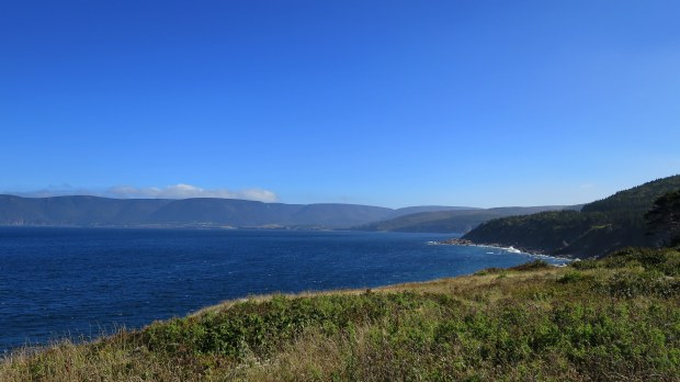 Gulf of St. Lawrence, Cape Breton Island, Nova Scotia, Canada