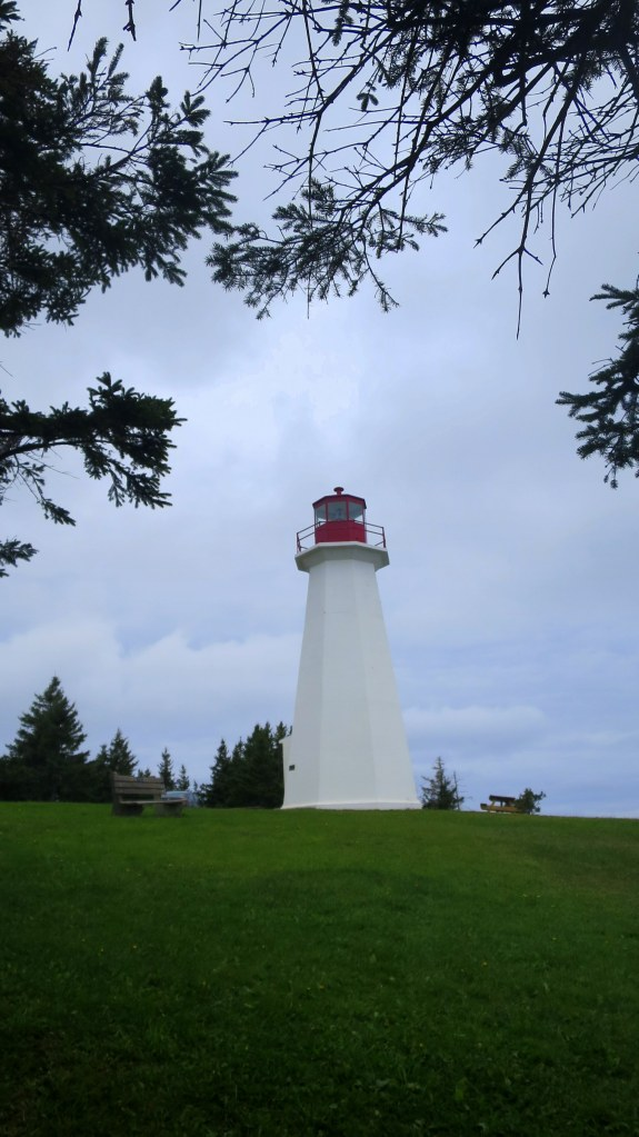 Cape George Lighthouse, Nova Scotia, Canada