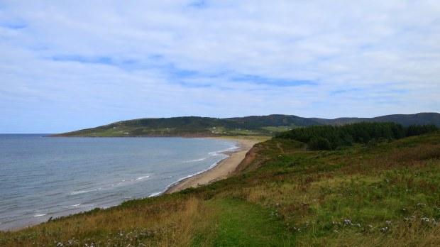 Headlands, Western Coastal Trail, West Mabou Beach Provincial Park, Nova Scotia, Canada