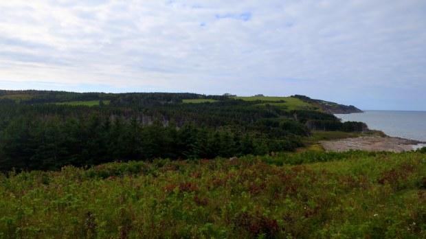 Headlands, West Mabou Beach Provincial Park, Nova Scotia, Canada