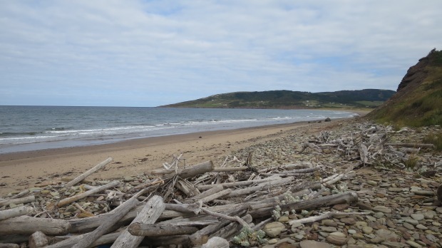 Beach, West Mabou Beach Provincial Park, Nova Scotia, Canada