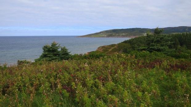 Cnoc na Smuain Trail, West Mabou Beach Provincial Park, Nova Scotia, Canada