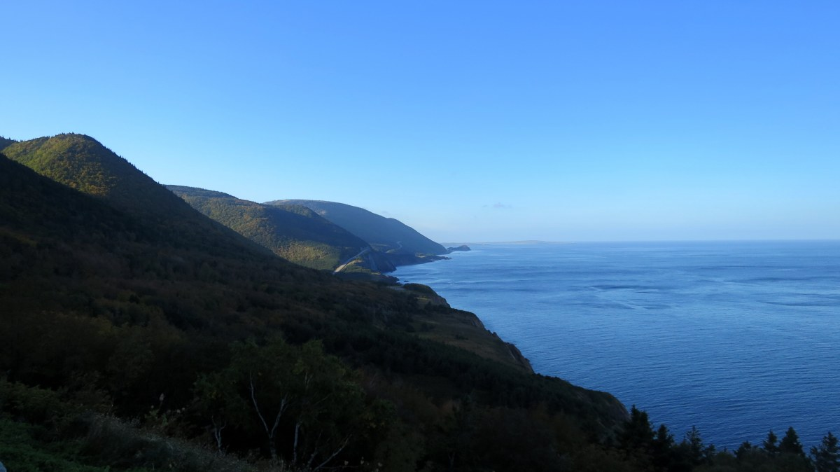Cape Breton Highlands National Park, Part 1: The Western Coast