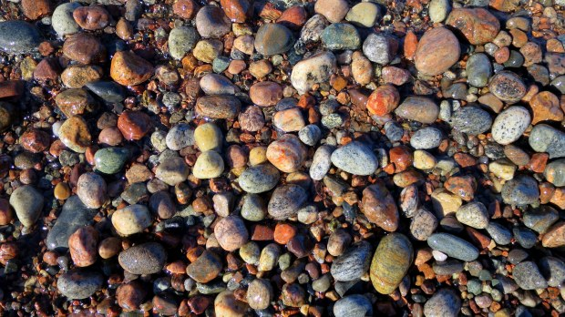 Rocks, Pleasant Cove, Nova Scotia, Canada