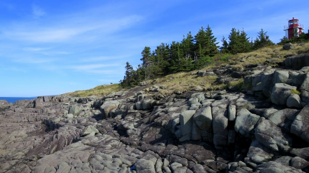 Prim Point Lightstation, Digby, Nova Scotia, Canada
